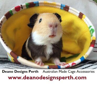 Cage Accessories - Made in Australia