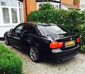 2011 BMW 318d M Sport Plus Edition (Manual 5 door) + SAT NAV