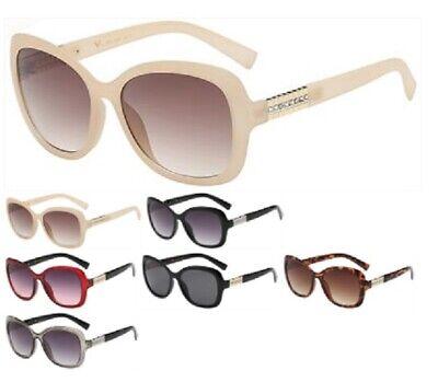 Womens Rhinestone Sunglasses Designer Inspired Retro Celeb Luxury Collection (Luxury Designer Sunglasses)