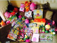 Large moshi monsters collection