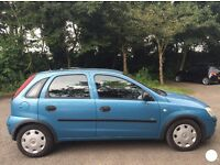 Vauxhall corsa life 1.2 2003
