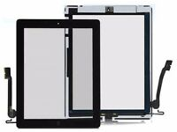 ipad 4 touch screen digitizer with free fitting just in £30