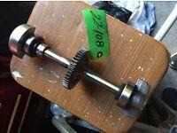 Seadoo GTX 2002 Refurbished Counter Balance Shaft (Carb Model)
