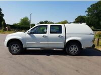 2012 Isuzu Rodeo 2,5 TD Denver Max Crewcab Pickup 4WD 4dr 2 owners
