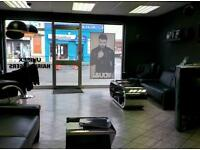 Reputable barbers and hair salon in bury