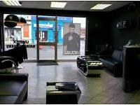 Reputable barbers and hair salon in bury