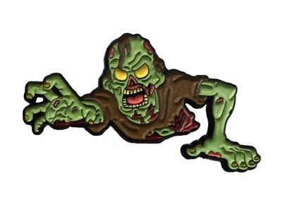 ZOMBIE CRAWLING Enamel PIN THE WALKING DEAD WALKER Hat Backpack Lapel Pin