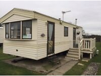 Beautiful caravan southerness with stunning views of solway firsthand near Dumfries, Ayr, Carlisle