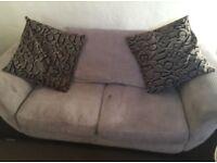 Two big sofas