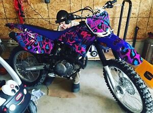 Dirt bike for sale !!!