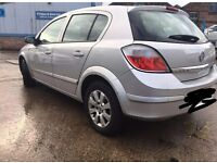 Vauxhall Astra cdti 1.7 (swap van )