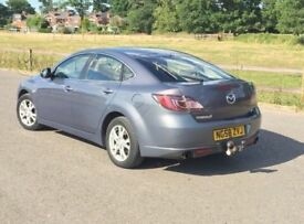 2009 Mazda 6 2,0 litre 5dr 2 owners