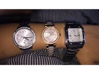 Men and Women designer Watches