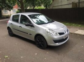 2007 (57) RENAULT CLIO EXPRESSION 1.5 DCI 86 5 DOOR 1 OWNER FROM NEW