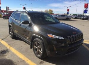 2016 Jeep Cherokee 75th special edition