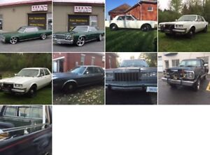 Two vintage Mopars for sale.