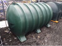 Kingspan Green Diesel/Fuel/Oil Tank