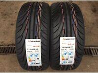 Nankang 215/40/17 X2 (pair)