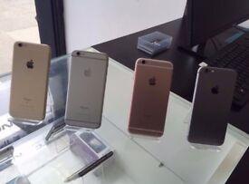 iPHONE 6S 64GB, UNLOCKED, SHOP RECEIPT & WARRANTY, GOOD CONDITION