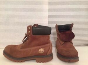 Brown Timberlands Size 9