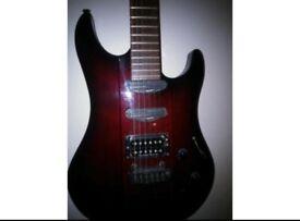 Yamaha rgx -tt guitar