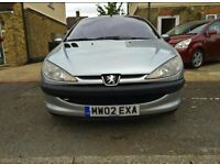 Peugeot 206 1.4 Perfect Runner Low Mileage