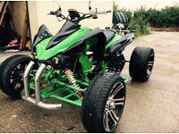 Road legal quad 250 2015
