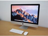 """Apple IMac 27"""" 5k Retina (Late 2015) 1TB, Boxed with warranty until may 17"""