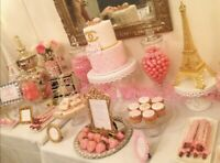 S&S Designs Specializing in Candy bar & Dessert Displays!