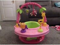 Summer infant island 3in1 pink!