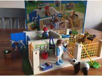 Playmobil 4009 zoo vet set