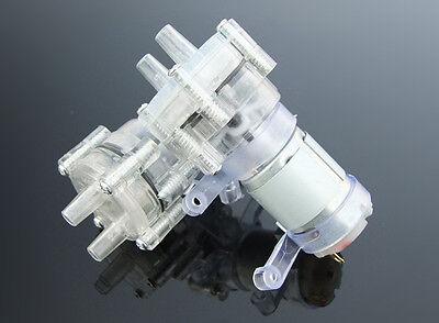 Dc6-12v 1.8lmin Diaphragm Self-priming Water 385 Pump For Aquariumcooling