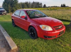 2006 Red Chevy Cobalt LT 4DR