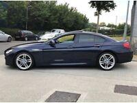 2013 BMW 6 Series Gran Coupe 3,0 640d M Sport 4dr