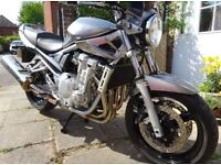 Suzuki gsfx bandit 650 gsf stunning bike cheap bargain