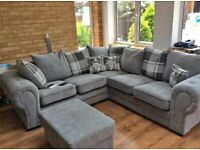 SALE OFFER 39% OFF AVAILABLE ON ALL NEW BARRON CHESTERFIELD CORNER & 3+2 SEATER SOFA SET
