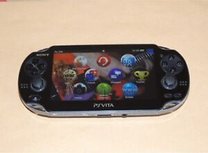 New PS VITA w/ accessories