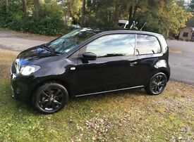 Skoda citigo black edition 65 reg