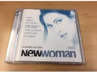 New Woman 2002 - Two Disc CD Album