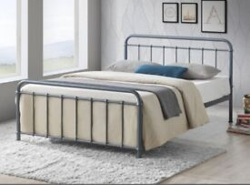 Time Living double bed frame, brand new
