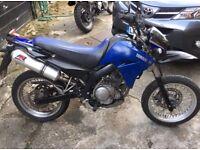 Yamaha XT 125 X 2007 (SoR)