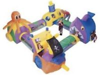 Undersea airflow adventure Inflatable commercial grade