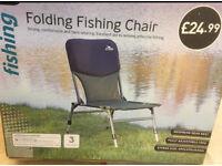 Brand New Folding Fishing Chair