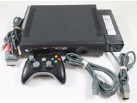 Xbox 360 Elite Console 120GB with wireless controller and PSU
