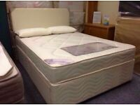 Brand new double bed with storage drawers. Bargain