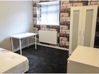 Modern 2 bedroom flat close to Bay Campus