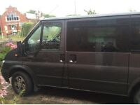 Ford transit Tourneo *reduced*