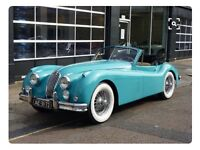 Wanted classic sports car to hire for our wedding day