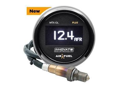 INNOVATE MTX-OL PLUS: Wideband Air/Fuel OLED Gauge P/N: 3935