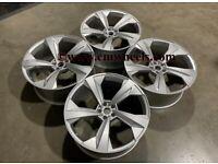 "21 22 23"" Inch Audi SQ7 style wheels A5 A6 A7 A8 Q3 Q5 Q7 Q8 RS / S Models 5X112 66.6"